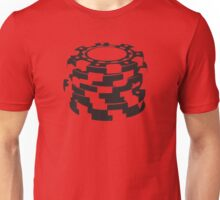 Poker Chips Unisex T-Shirt