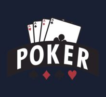 Poker Kids Tee