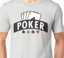Poker Unisex T-Shirt