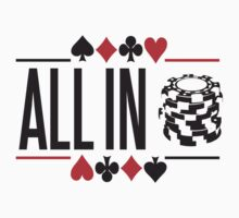 All in Kids Tee
