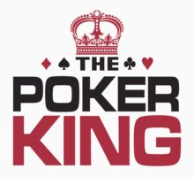 Poker King Kids Tee