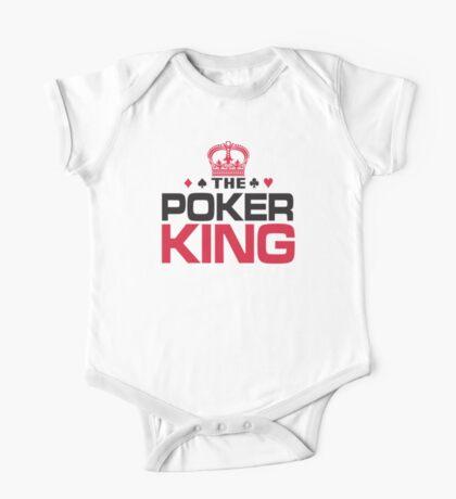 Poker King One Piece - Short Sleeve