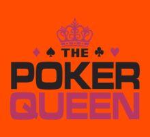 Poker Queen Kids Clothes