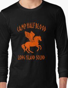 percy jackson camp half blood Long Sleeve T-Shirt
