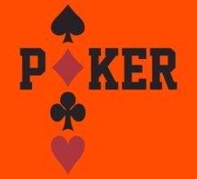 Poker Kids Clothes