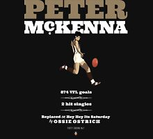 Peter McKenna, Collingwood (dark shirts) Womens Fitted T-Shirt