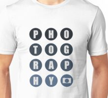 Photography Unisex T-Shirt