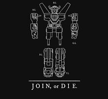 Join or Die Defender Unisex T-Shirt