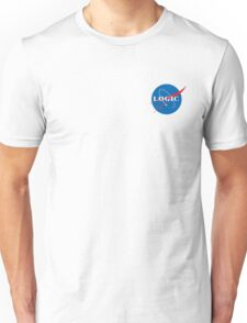 Logic Nasa Unisex T-Shirt