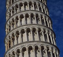 The Leaning Tower Of Pisa by wiggyofipswich