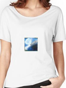 """""""Silent Night"""" by Jessie R Ojeda Women's Relaxed Fit T-Shirt"""