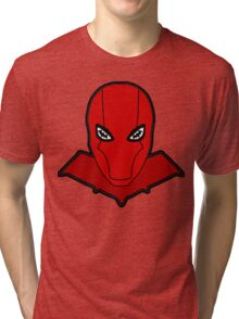 Jason Todd Red Hood Tri-blend T-Shirt