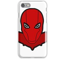 Jason Todd Red Hood iPhone Case/Skin