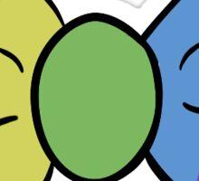 Homo Pride Bowtie Sticker