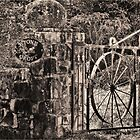 The Open Gate by wallarooimages
