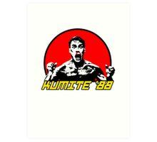 Kumite 88 Art Print