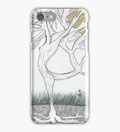 """Let Me Grow For You"" by Jessie R Ojeda iPhone Case/Skin"