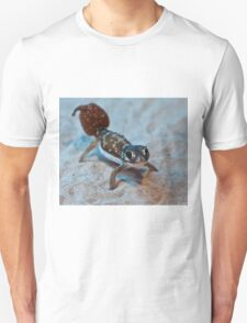 Smooth Knob- tailed Gecko Unisex T-Shirt