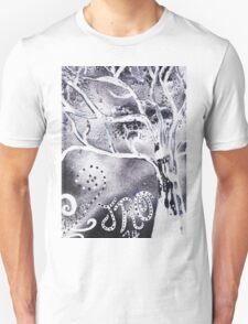 """""""Snowy Thoughts"""" by Jessie R Ojeda T-Shirt"""