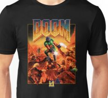 Doom Poster Art 1993 PC Unisex T-Shirt