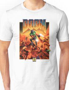 Doom Poster Art 1993 PC Unisex T-Shirt
