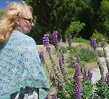 The Shawl of 'Spinwych'. by Larry Lingard-Davis