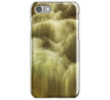Buckland River abstract iPhone Case/Skin
