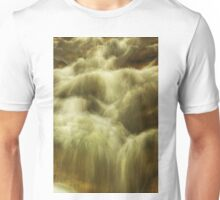 Buckland River abstract Unisex T-Shirt
