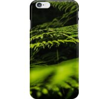 Simply Green iPhone Case/Skin