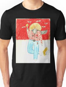 Wild West Woman Unisex T-Shirt