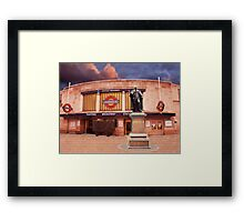 Tooting Broadway Station, SW17, London Framed Print