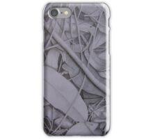Toadlet Habitat Leaf Litter iPhone Case/Skin