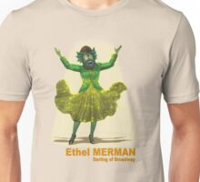 Ethel MERMAN Unisex T-Shirt