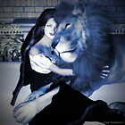 Lady and Lion by Kristie Theobald