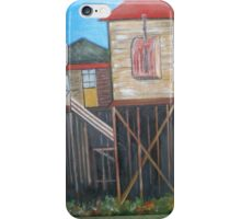 old timers iPhone Case/Skin