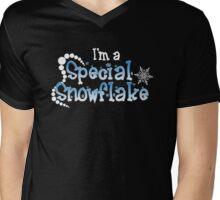 Special Snowflake! Mens V-Neck T-Shirt