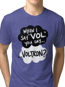 The Fault in Our Keith Tri-blend T-Shirt