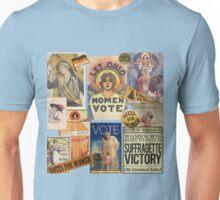 Women Get the Vote! Unisex T-Shirt