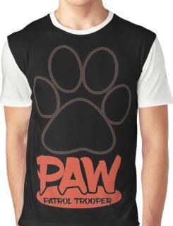 PAW Patrol Trooper Graphic T-Shirt