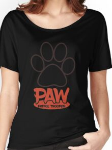 PAW Patrol Trooper Women's Relaxed Fit T-Shirt