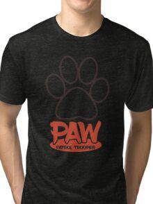PAW Patrol Trooper Tri-blend T-Shirt