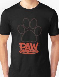 PAW Patrol Trooper Unisex T-Shirt
