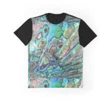 ABALONE PRINT Graphic T-Shirt