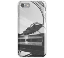 Travel by Train iPhone Case/Skin