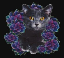 Russian Blue Kids Tee