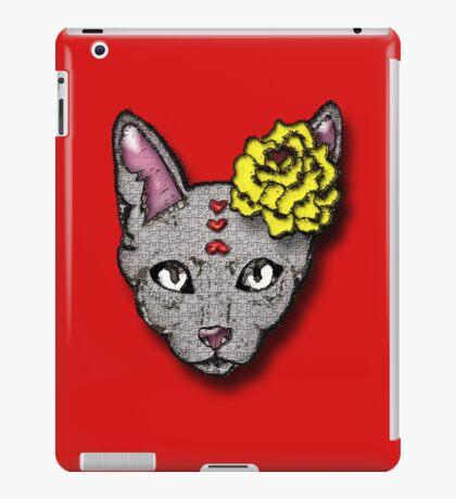 Pieces of Kitty iPad Case/Skin