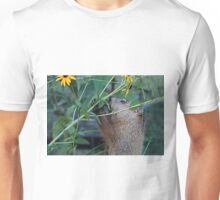 Please don't eat the flowers Unisex T-Shirt