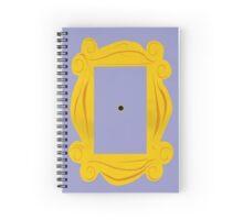Friends Door Frame Spiral Notebook