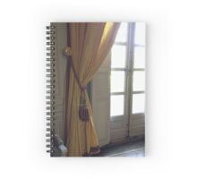 Versailles Trianon window detail Spiral Notebook