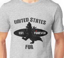 United States Fur Unisex T-Shirt
